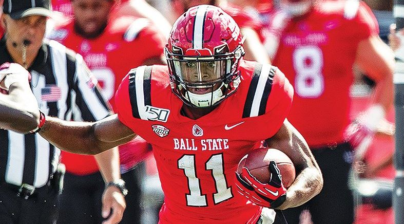 Eastern Michigan vs Ball State Odds