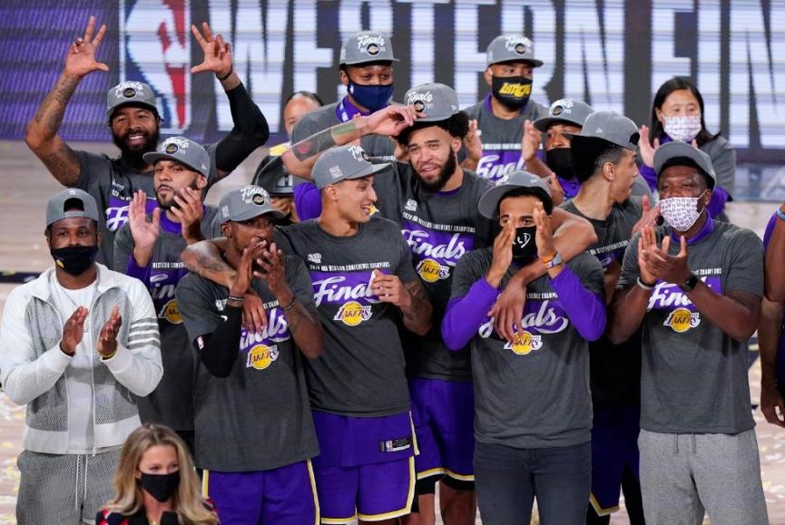 LA Lakers Odds