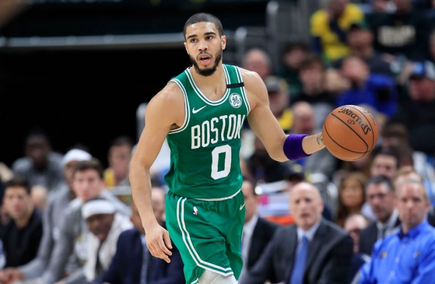 Jayson Tatum Boston Celtics Odds