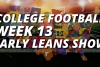 College Football Week 13