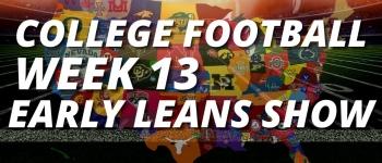 College Football Week 13