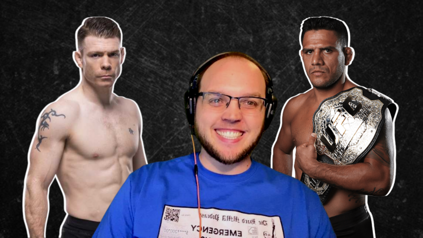 UFC Vegas 14 Picks