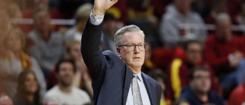 Fran McCaffery Iowa Odds