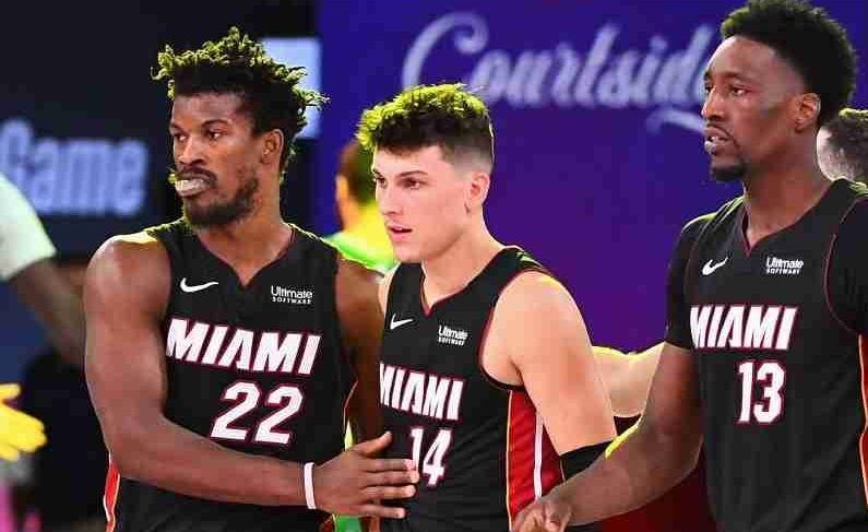 Miami Heat Odds