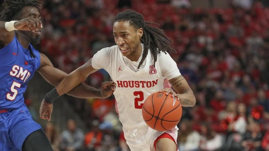 Houston Odds Caleb Mills