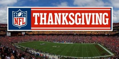 NFL Thanksgiving Odds