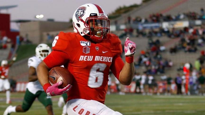 New Mexico vs Air Force