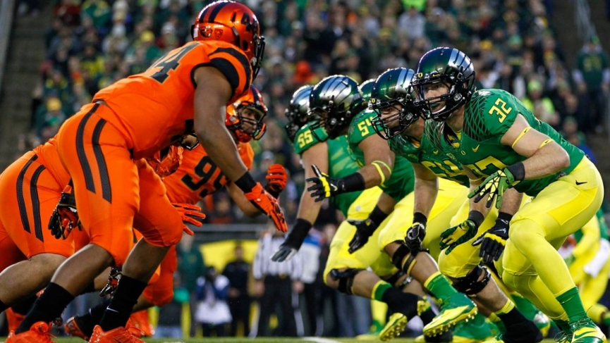 Oregon Vs Oregon State Odds