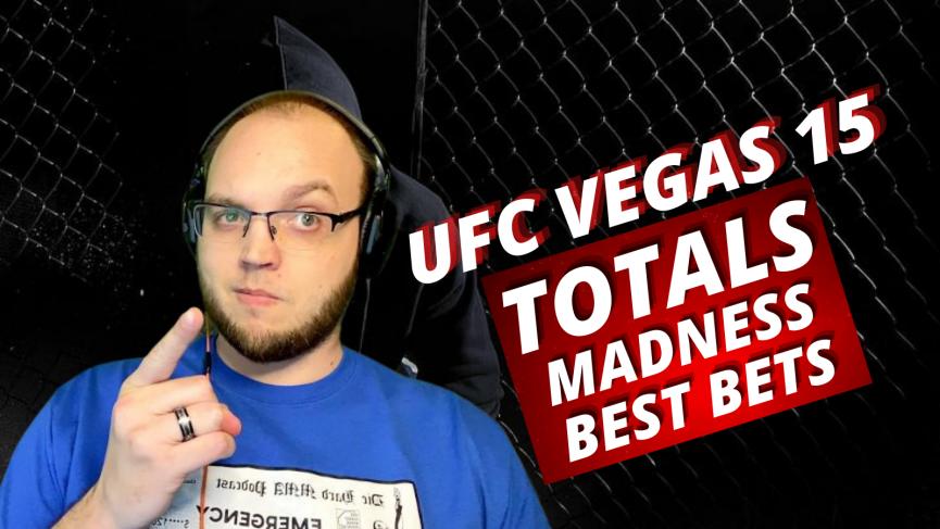 UFC Vegas 15 Picks