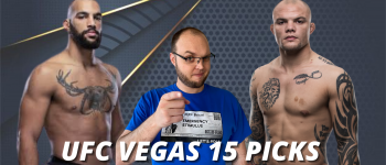 UFC Vegas 15 Picks