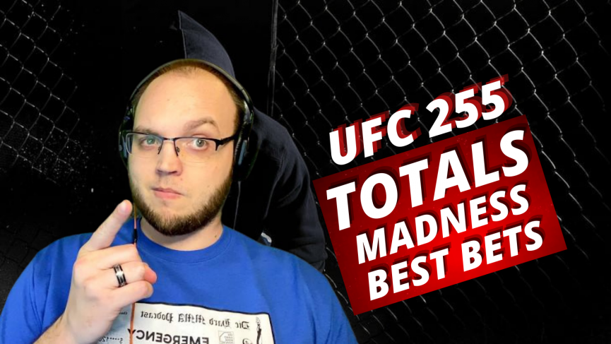 UFC 255 Total Betting Madness