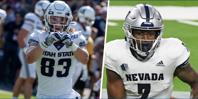 Utah State vs Nevada
