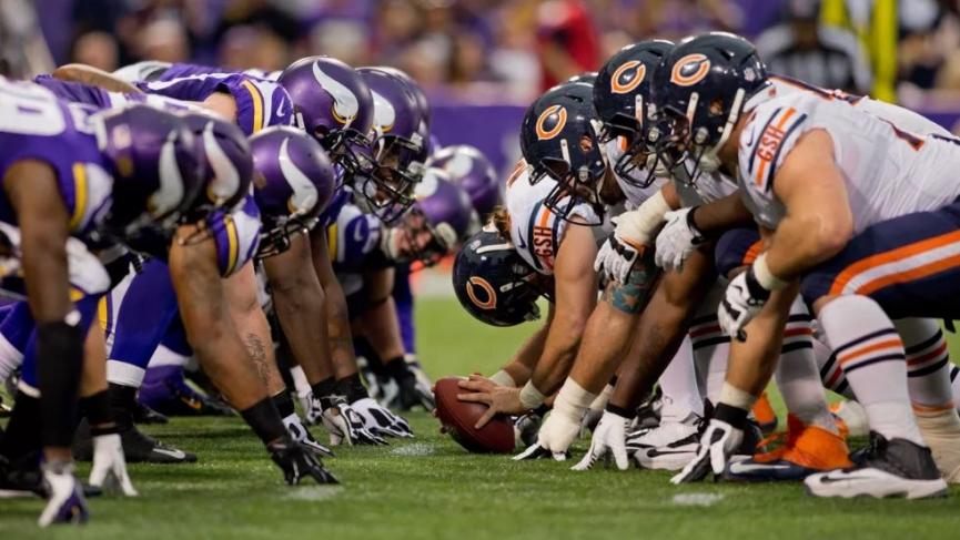 Vikings vs Bears