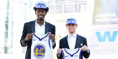 Warriors NBA Draft