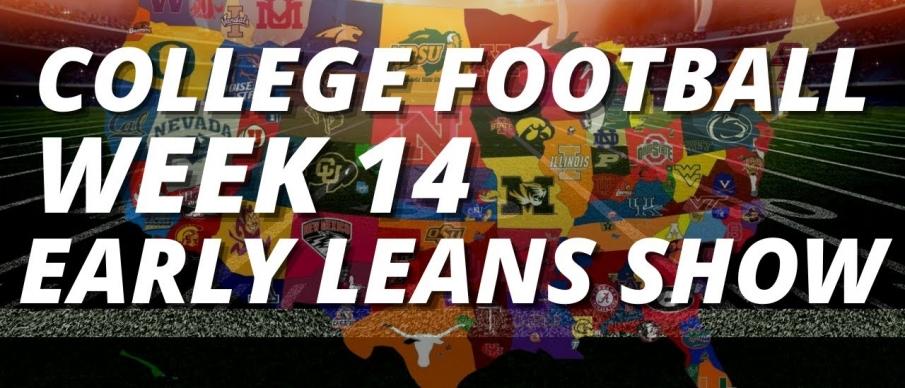 Week 14 College Football
