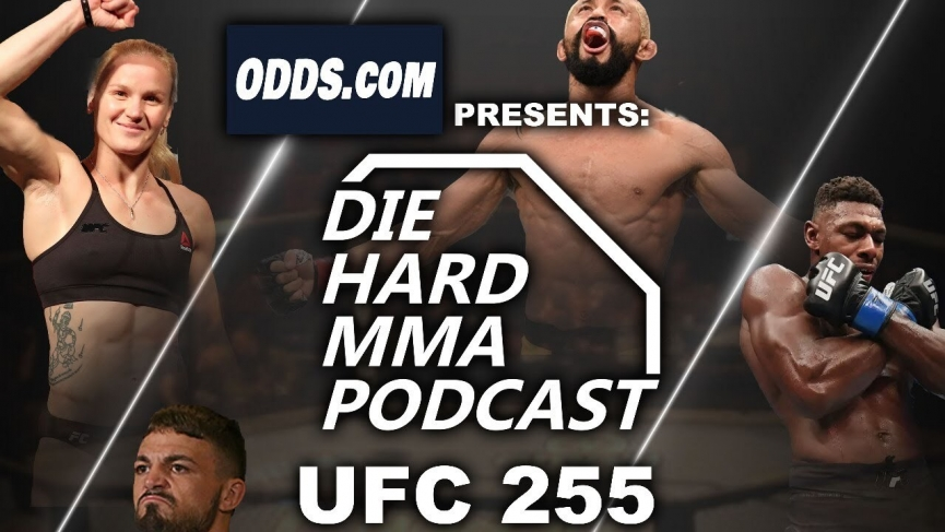 DieHardMMA Podcast