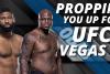 UFC Vegas 15 Props