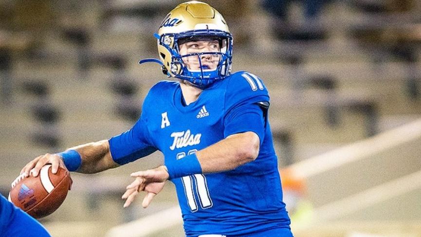 Tulane vs Tulsa Pick: - College Football Week 12