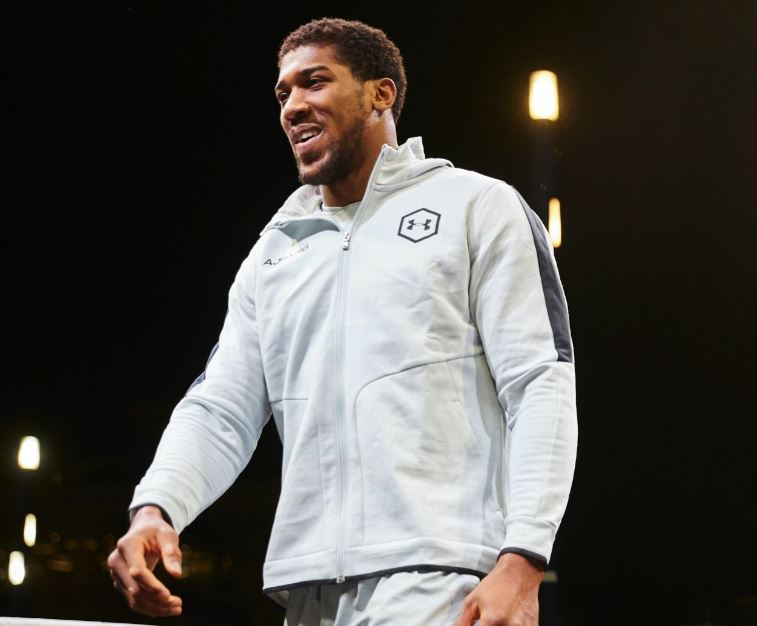 Anthony Joshua Odds