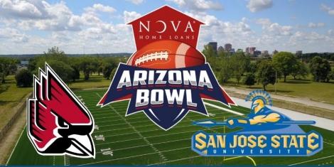 ArizonaBowl Ball State vs San Jose State Odds