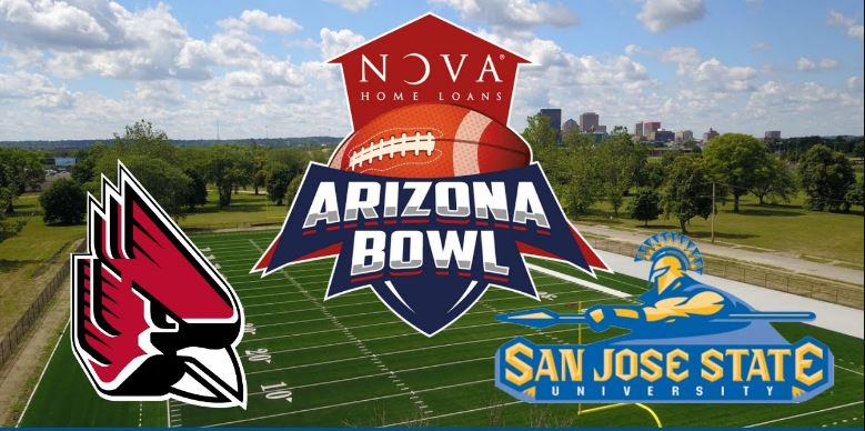 ArizonaBowl Ball State vs San Jose State Odds
