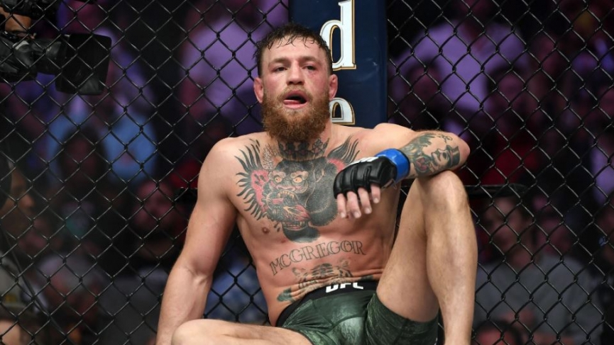 Conor McGregor Odds Are Steeper for UFC 257