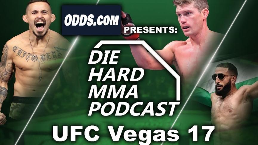 DieHardMMA UFC Vegas 17