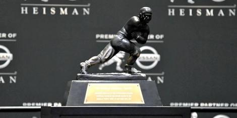 Heisman Trophy Odds