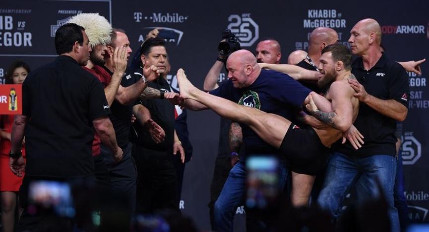 McGregor vs Poirier Odds