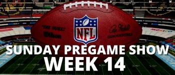 NFL Week 14 Odds