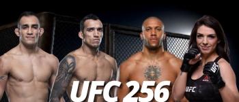 UFC256 Props
