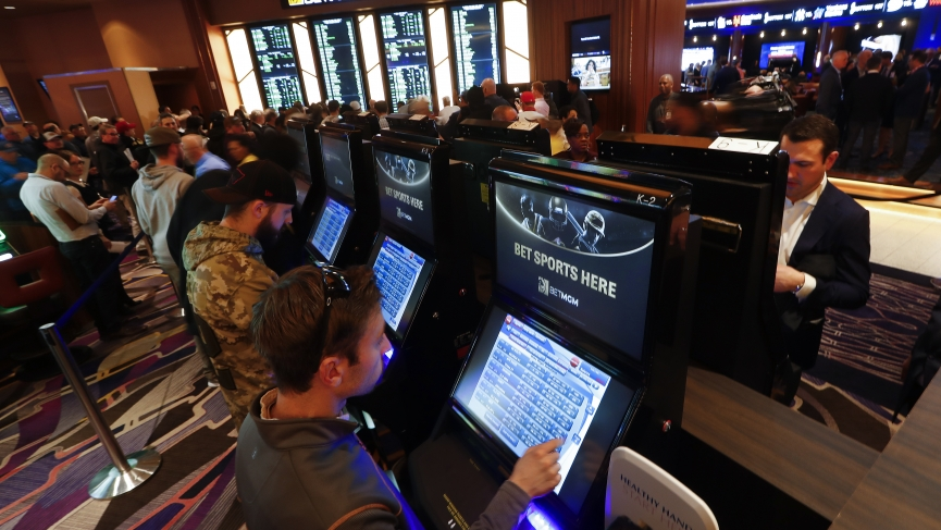 Michigan Online Sports Betting