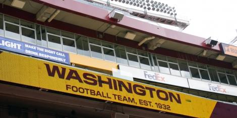 Washington Football Team Odds