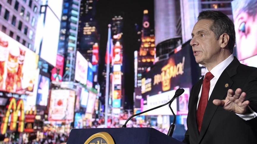 New York Sports Betting Govenor Cuomo