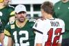 Brady vs Rodgers