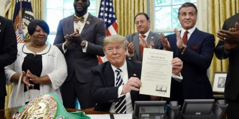 Donald Trump Pardon Odds