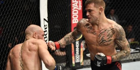 Dustin Poirier Defeats Conor McGregor UFC 257