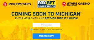 Foxbet MIchigan Sports Betting