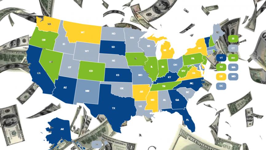 Sports Betting Tax Revenue 2020