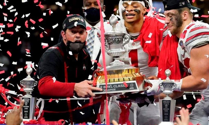 Ohio State Wins Sugar Bowl