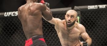 Omari Ahkmedov Odds