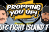 UFC Fight Island 7 Odds