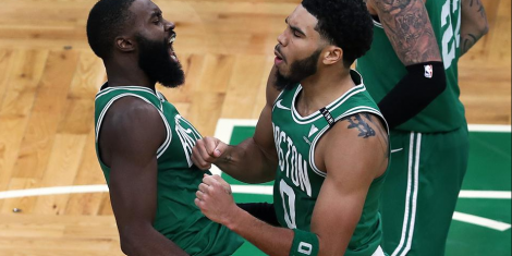 Celtics Odds for NBA Title