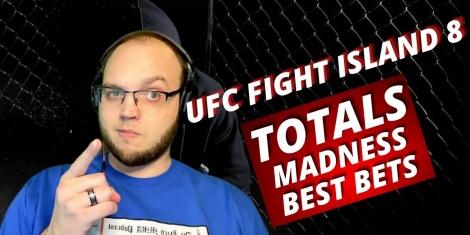 Tota lBetting Madness UFC Fight Island 8 Odds