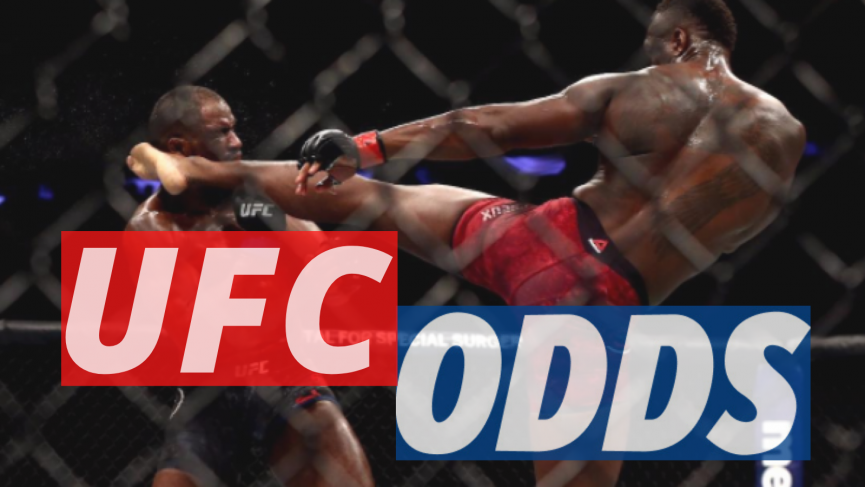 Ufc 192 betting odds bettingen tsv file