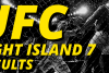 UFC Fight Island 7 Odds and Results