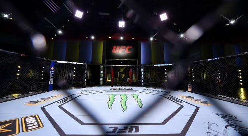 UFC Apex Odds
