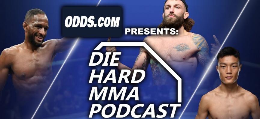 UFC Fight Island 8 Odds