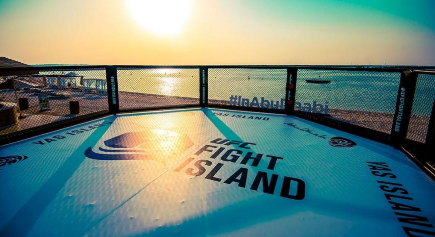 UFC Fight Island Odds