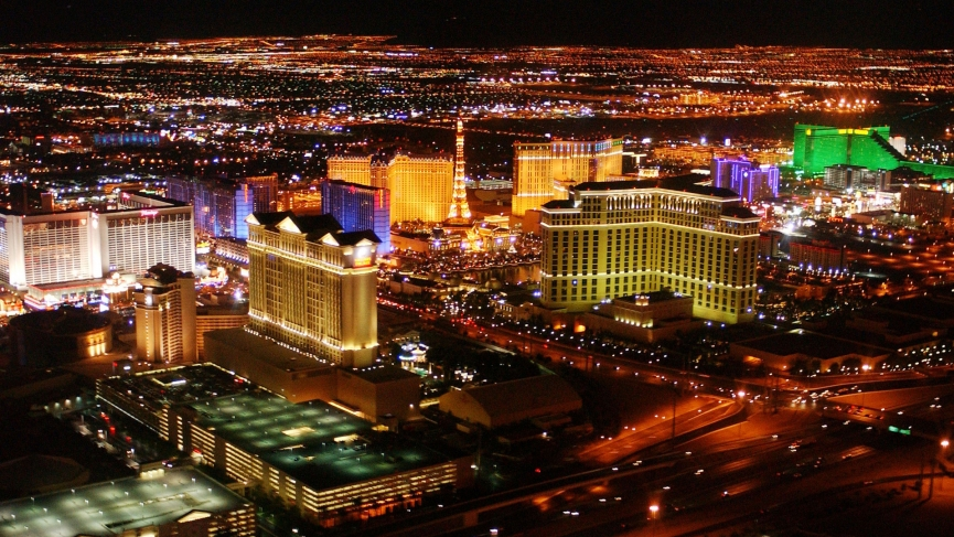 Nevada Sports Betting Handle January 2021